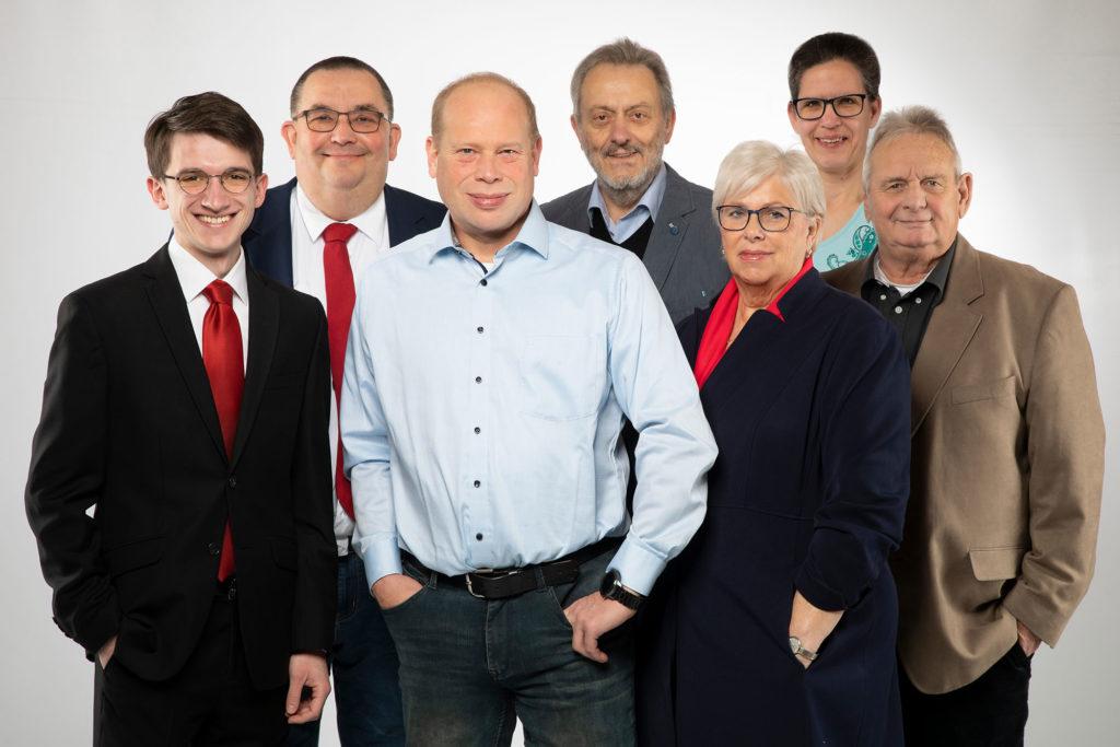 Kandidat*innen für das Stadtparlament Aßlar